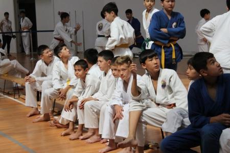 Команда Актау заняла первое место в чемпионате Казахстана по айкидо