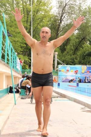 Мангистаусцы завоевали 37 медалей на республиканской спартакиаде среди спортсменов-инвалидов