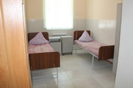 В селе Акшукур открыта врачебная амбулатория