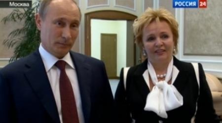 Чета Путиных рассказала о причинах развода