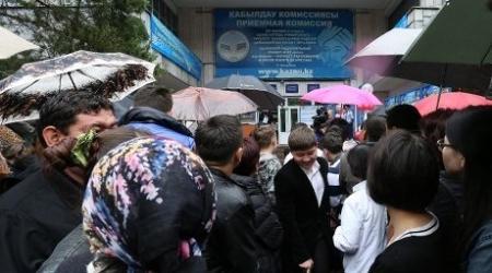Более 23 тысяч выпускников не смогли преодолеть порог ЕНТ за 4 дня