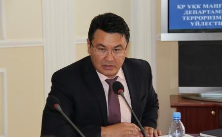 В Актау  обсуждают вопросы противодействия терроризму и экстремизму