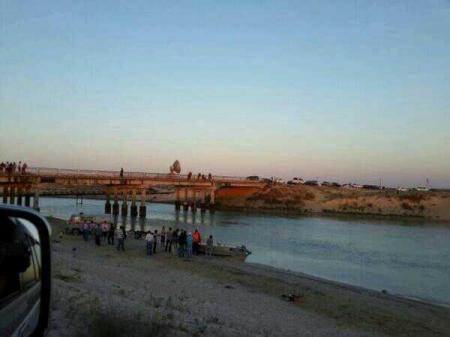В водосбросном канале ТОО «МАЭК-Казатомпром» утонули трое парней