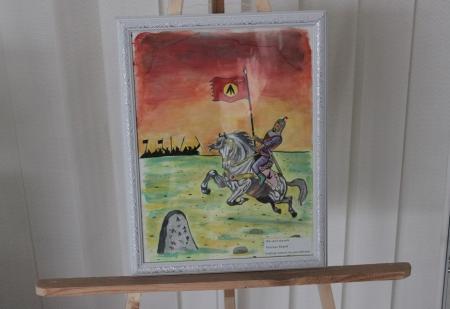 В Актау открылась выставка-ярмарка творческих работ детей с ограниченными возможностями