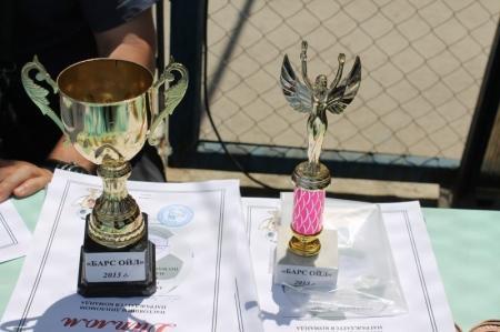 В Актау за время ветеранского турнира на Кубок компании Барс Ойл было забито 656 мячей