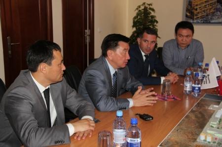 Аким Мангистауской области побывал в селе Сайын Шапагатов