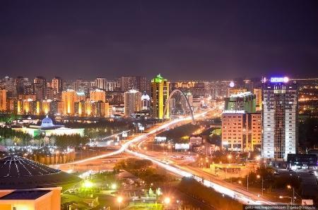 Население Астаны превысило 778 тысяч человек