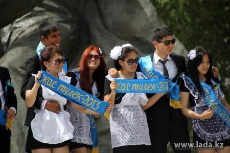 Общегородской выпускной в Актау пройдет 21 июня