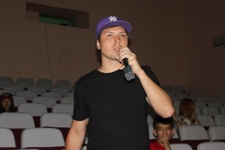 """В Актау появилась """"Лига МС"""""""