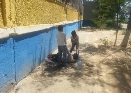 Дети гастарбайтеров, которые жили на улицах Актау вместе с бездомными родителями, помещены в ЦВИАРН