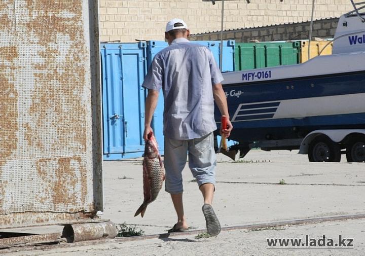 Рыбаки ловили рыбу, а поймали рака