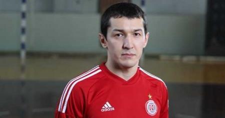 В Актау приедет обладатель Кубка УЕФА по мини-футболу Динмухаммед Сулейманов