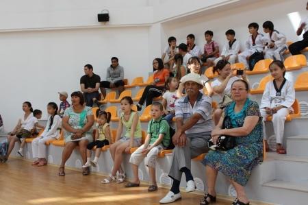 В Актау прошла выставка корейского национального быта и прикладного творчества