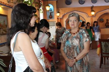Поликлинике ДВД Мангистау исполнилось сорок лет