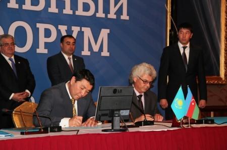 В Актау пройдет казахстанско-азербайджанский бизнес-форум