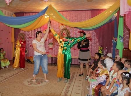 Праздник Бантиков отметили в детском садике №43 города Актау