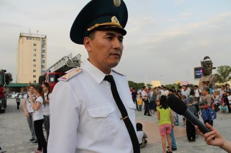 Рассеянным жителям Актау пожарные больше не помогут