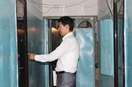 За долги банку актаускую семью выселили из квартиры