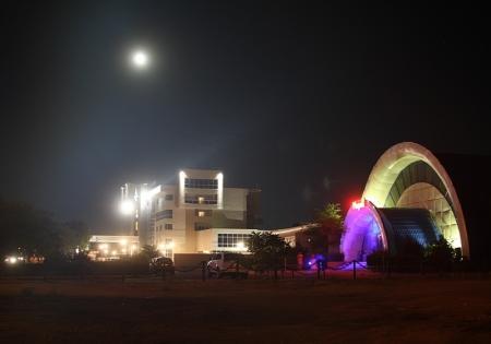 Ночной Актау. Фотопост