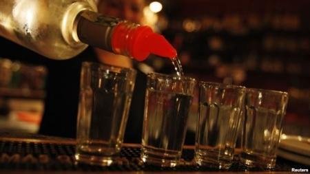 По количеству выпитой водки Казахстан вышел на пятое место