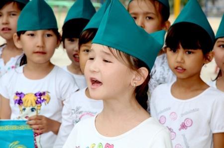 """Летний лагерь «Тулпар» провел торжественное открытие 2 смены под названием """"Тулпаровская азиада"""""""