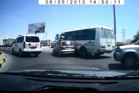 Видео с регистратора, на котором запечатлено ДТП,  снятое  пользователем «Лады» сыграло решающую роль в суде