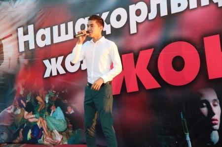 Сотрудники УВД Актау устроили из уничтожения наркотиков шоу
