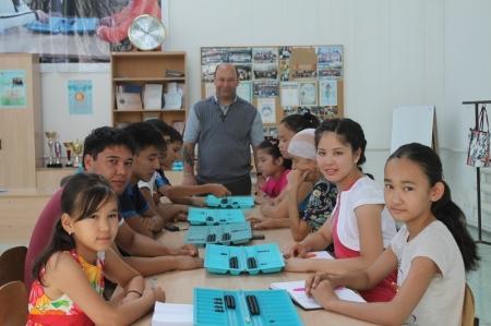 Дети из Мангистауской области отправились на турнир по тогызкумалак