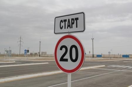 Ильдар Асманбетов: Со дня открытия ЦОНа  было выдано 428 водительских удостоверений