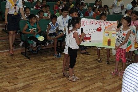 ДЧС Мангистауской области провели акцию «Безопасное детство»