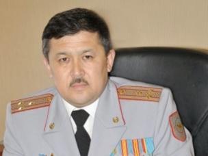 Полицию Мангистауской области возглавил новый начальник