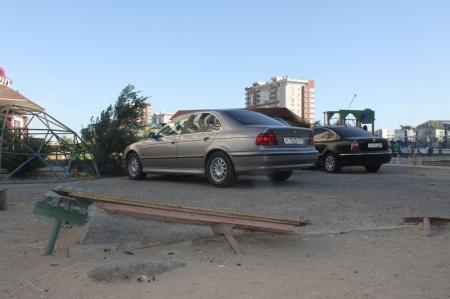Жители 11 микрорайона Актау выступают против строительства супермаркета