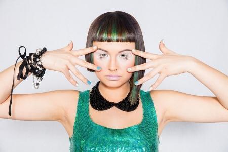 Айнура Жумаева из Актау завоевала второе место на республиканском конкурсе парикмахеров