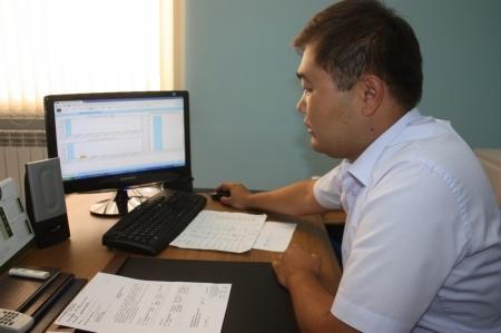 Актаусцы могут оформлять документы в ЦОН, не выходя из дома