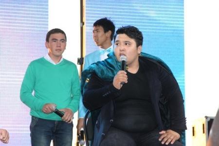В Актау прошел летний областной фестиваль КВН