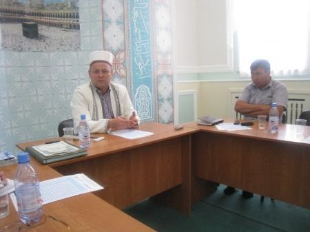 Главный имам Мангистау в преддверии месяца Рамазан провел пресс -конференцию