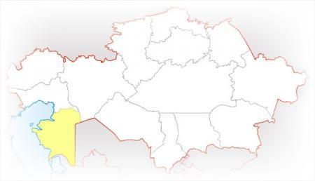 Департамент Статистики: Численность населения Мангистауской области в июне 2013 года составила 575 898 человек
