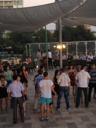 В Актау прошел мастер-класс по латиноамериканским танцам