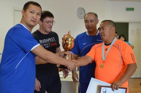 В Актау стартовала первая Спартакиада среди нефтяных предприятий