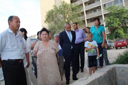 Председатель ООСП «Альтернатива» не выполнил указания акима Актау