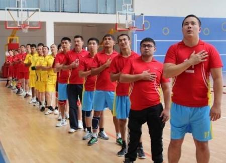 Мангистауские волейболисты-инвалиды стали победителями чемпионата Республики