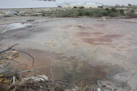 В Актау образовалась новая стихийная свалка