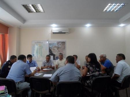 В Актау прошел круглый стол на тему недопущения аварий бензовозов