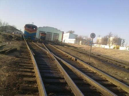 Мангистауские железнодорожники оштрафованы экологами