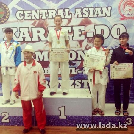 Актауские каратисты привезли 17 медалей с Чемпионата Центральной Азии