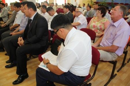Едил Жанбыршин: Актау будет расширяться в северо-западном направлении