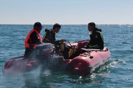 В течение суток спасатели Мангистауской области спасли троих человек