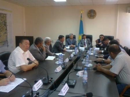 В Жанаозен с рабочим визитом прибыли депутаты Мажилиса Парламента РК