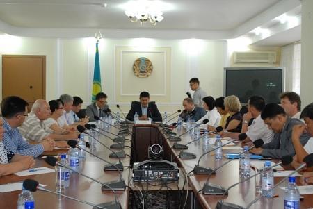 Бизнесменам Актау разъяснили закон «О национальной палате предпринимателей»