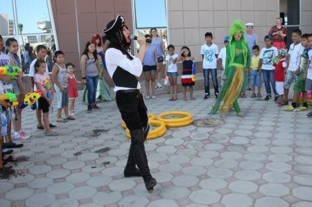 В Актау отметили День моряка